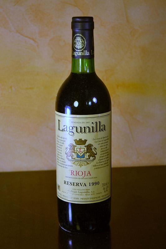Lagunilla Reserve 1990