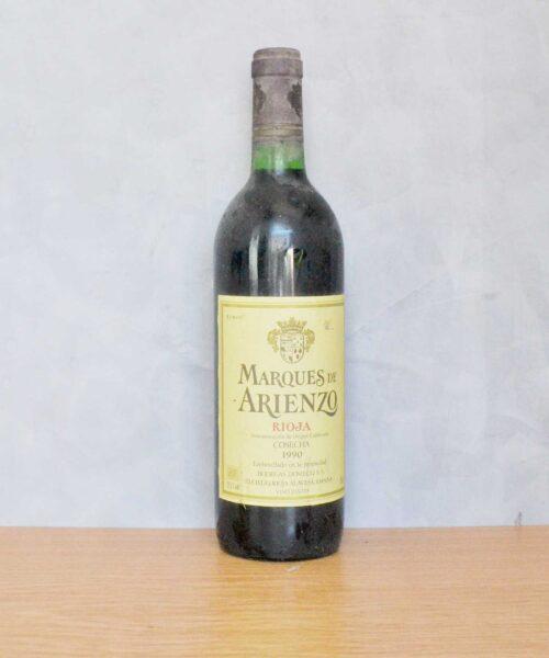marquis de arienzo 1990