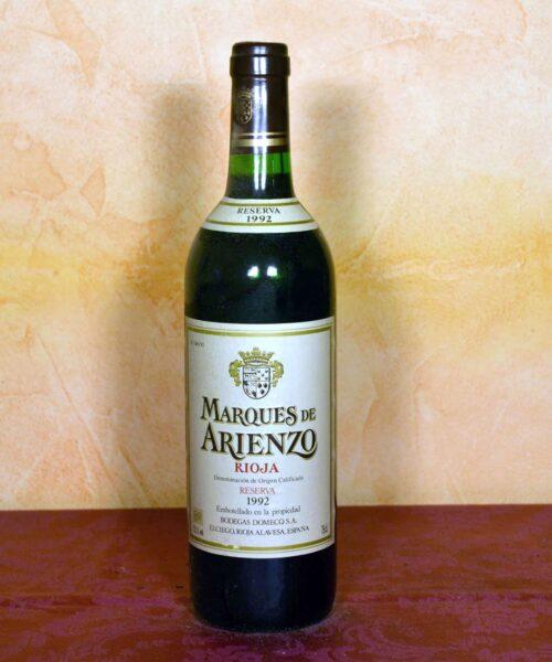 Marques de Arienzo Domecq Reserva 1992