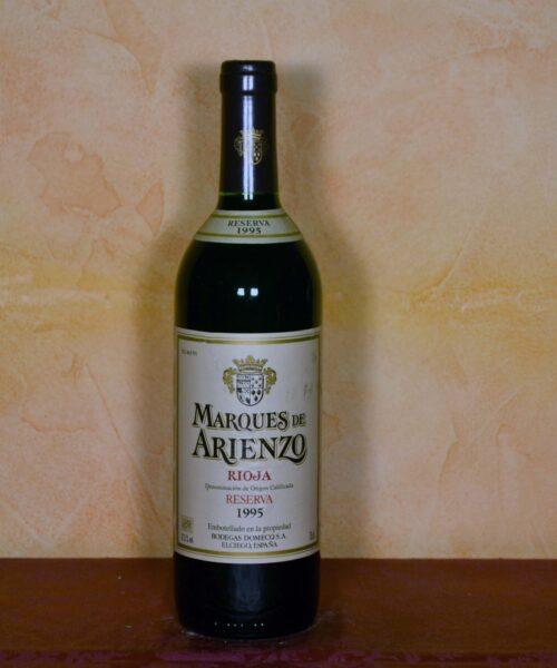 Marques de Arienzo Domecq Reserva 1995