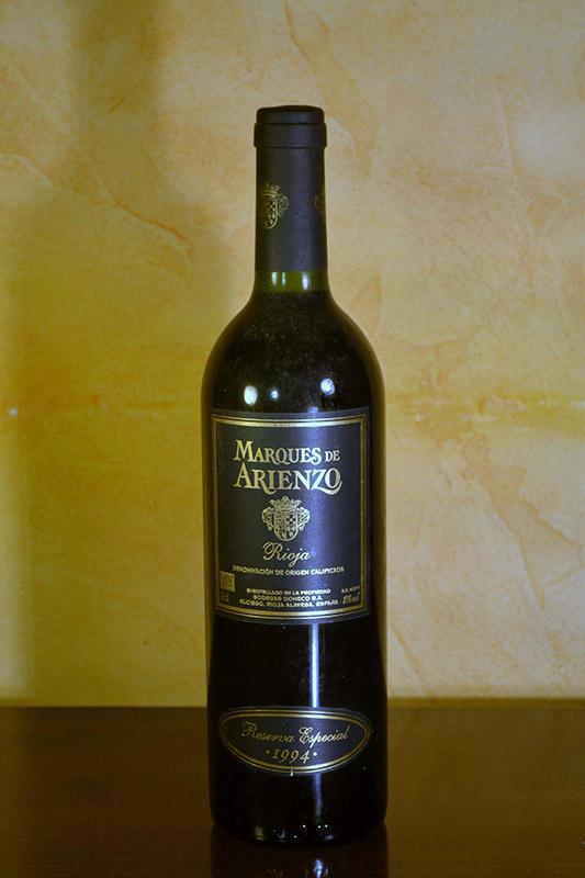 Marques de Arienzo Reserva Especial 1994