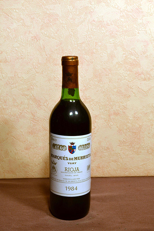 Marques de Murrieta Reserva 1984