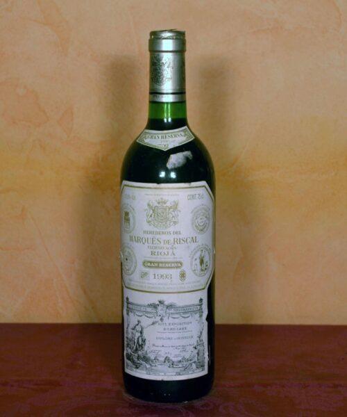 Marques de Riscal Gran Reserva 1993