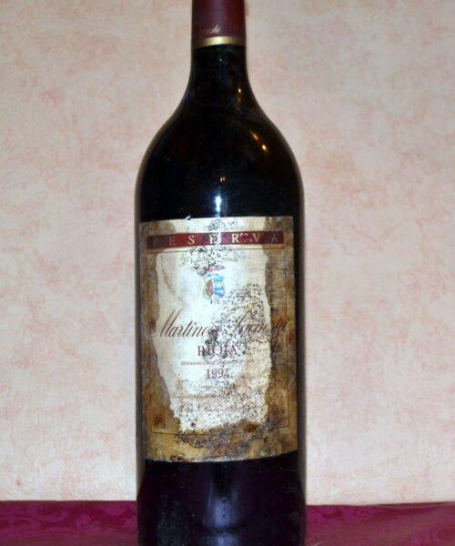 Martinez Lacuesta Magnum Reserva 1994