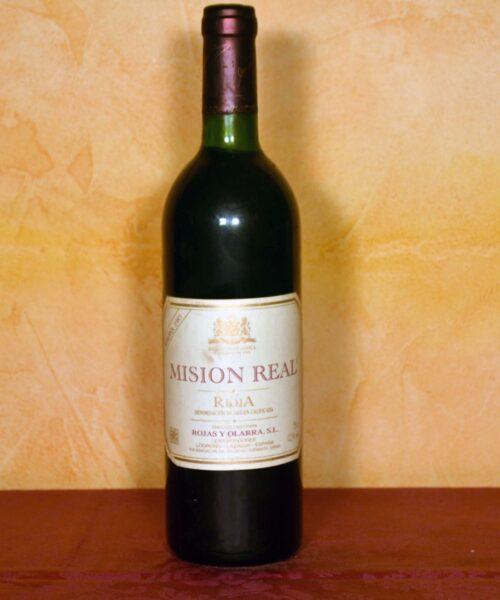 Real Rojas y Olarra Reserva Mission 1985