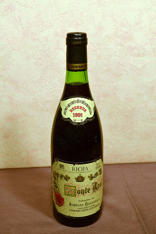 Monte Real Reserve 1991