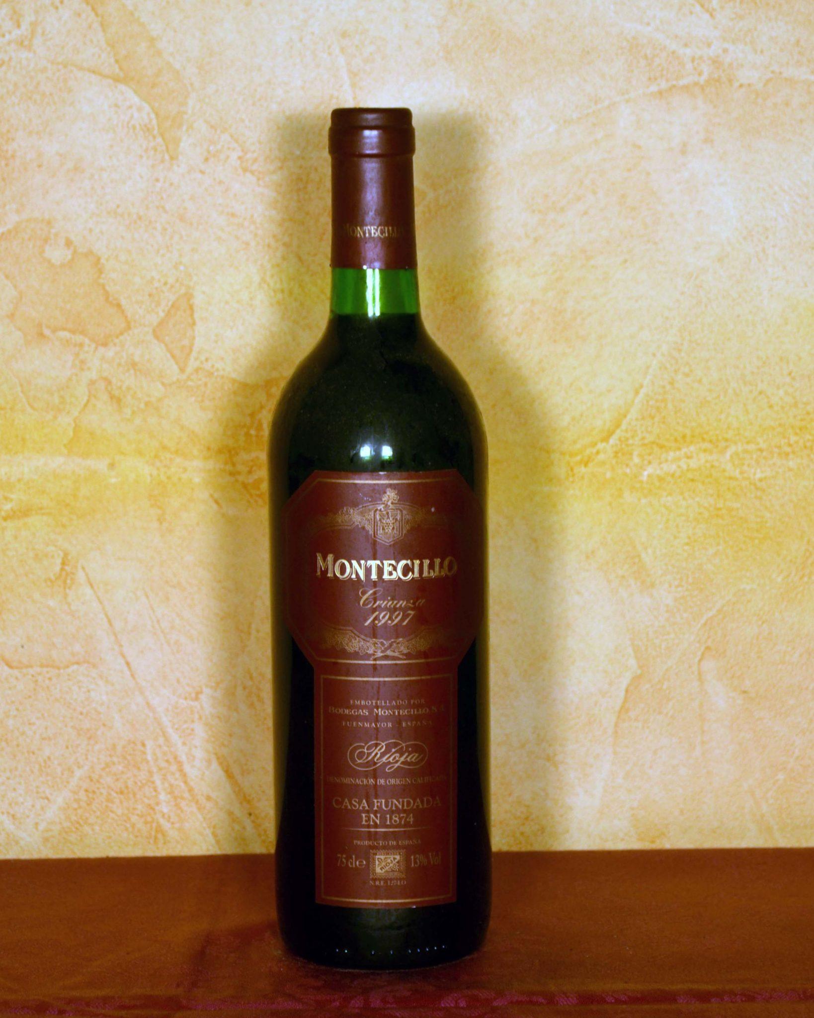 Montecillo Crianza 1997