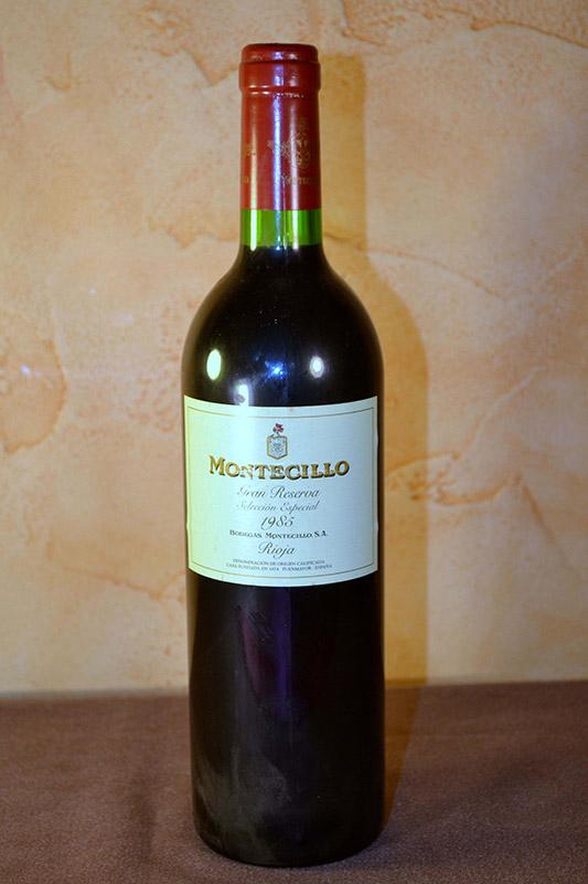 Montecillo Gran Reserva Special Selection 1985