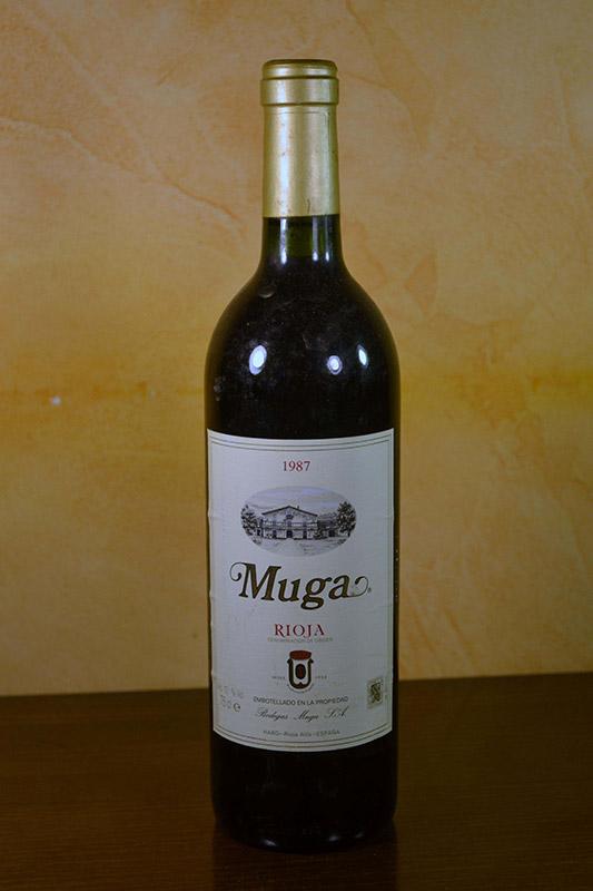 Muga Reserva 1987