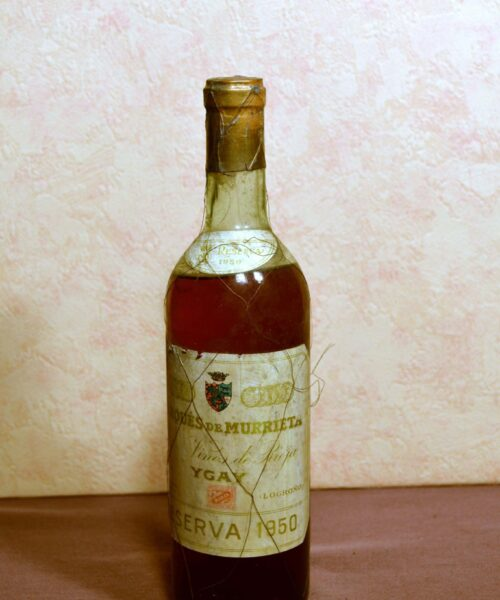 Marques de Murrieta blanco 1950