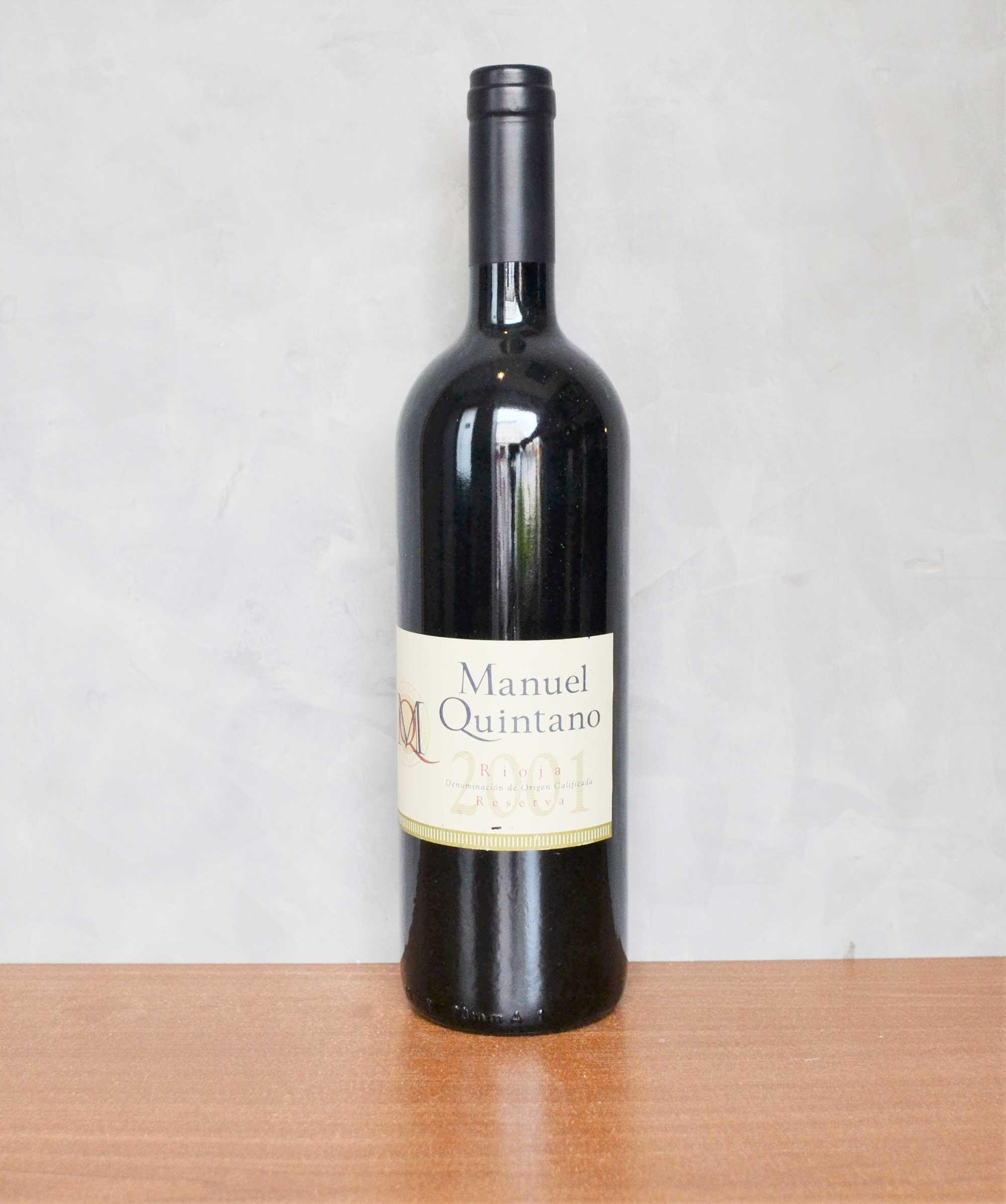 Manuel Quintano 2001