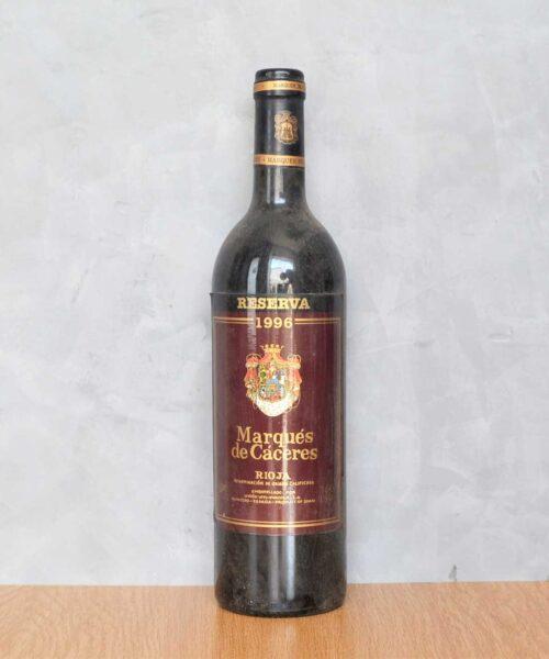 Marques de Caceres reserve 1996