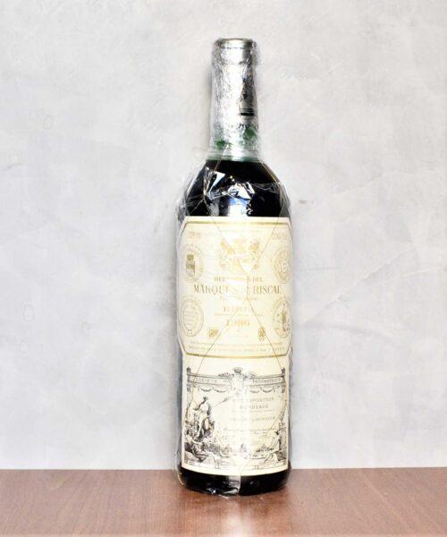 Marques de Riscal reserve 1986