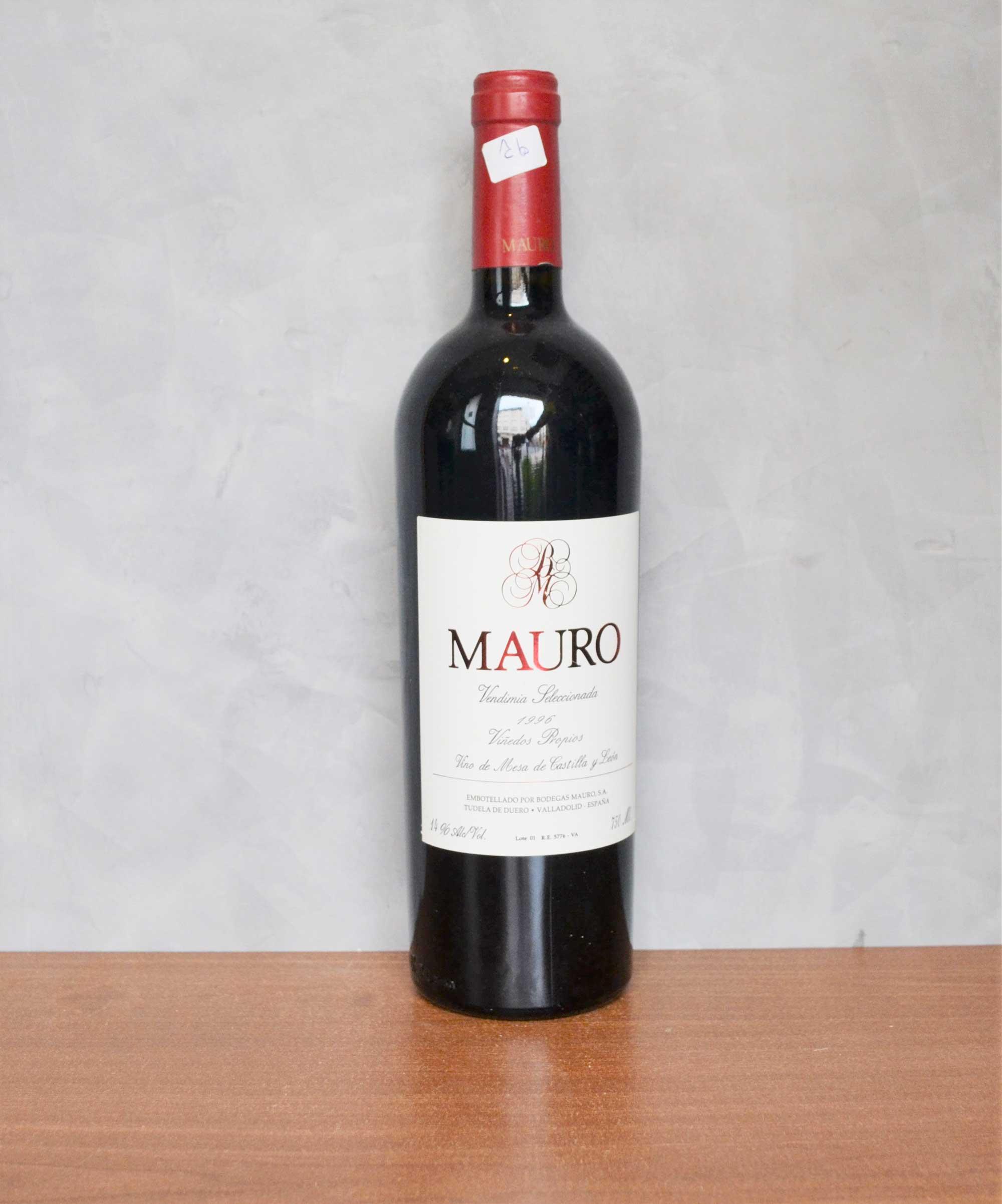 Mauro Vendimia seleccionada 1999