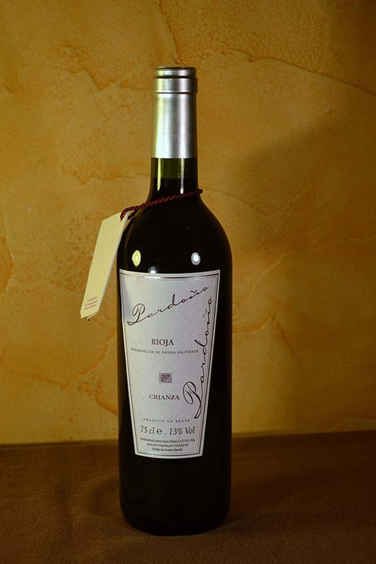 Pradoño Nava Rioja 2000
