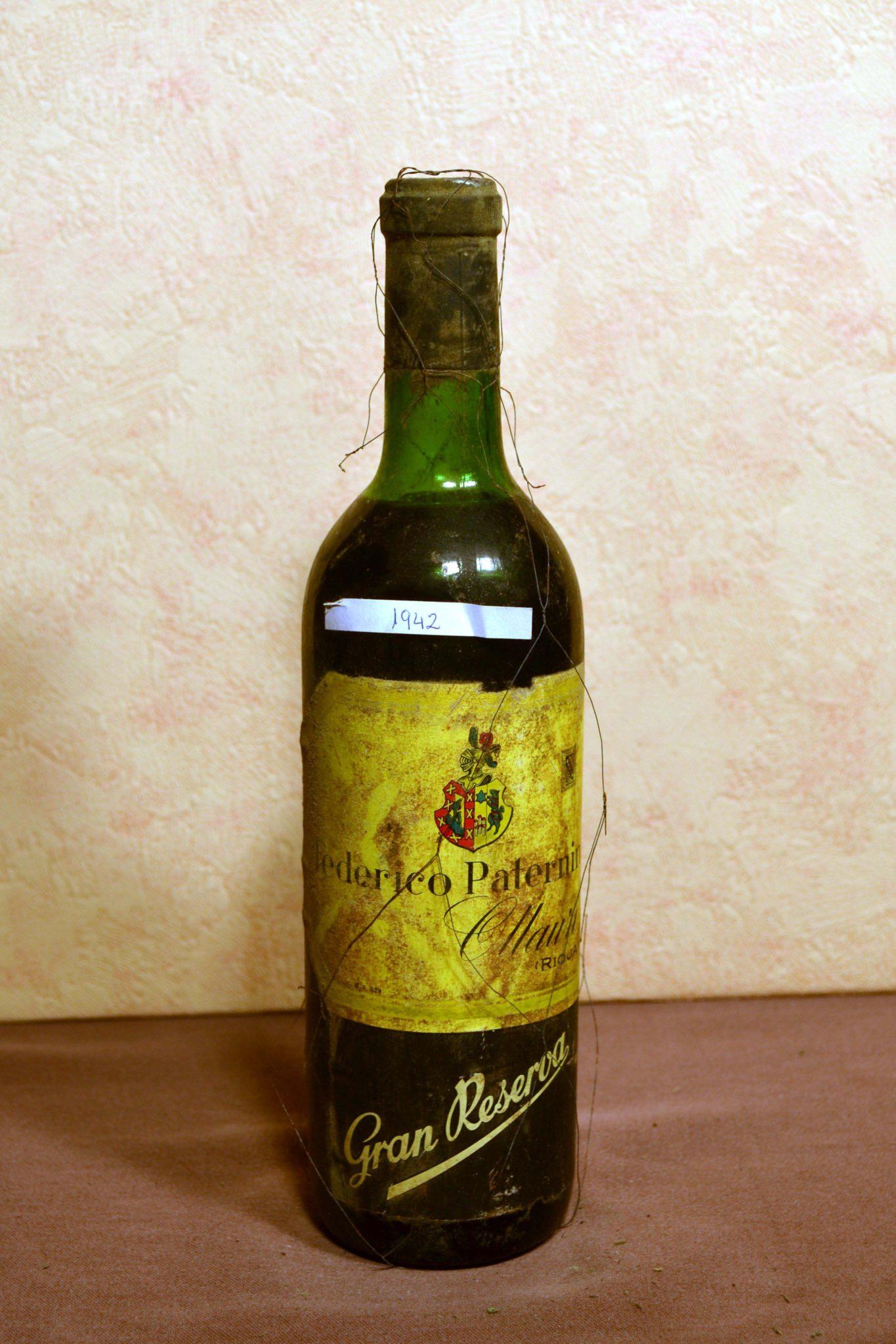 Federico Paternina Gran Reserva 194