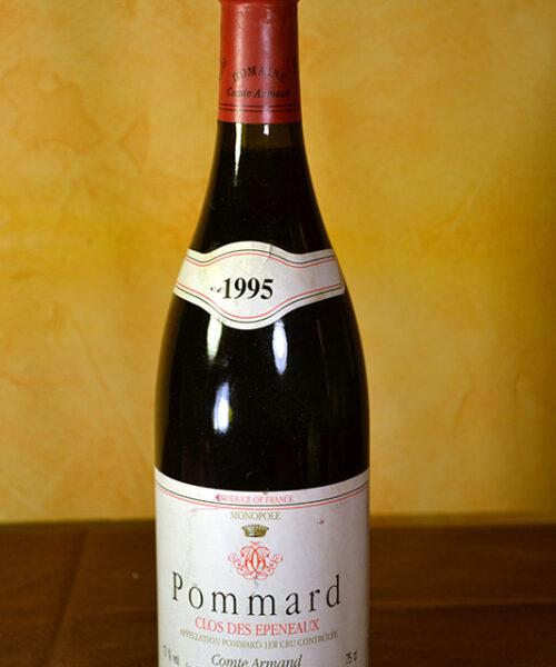 Pommard 1er Cru Clos des Epeneaux Comte Armand 1995