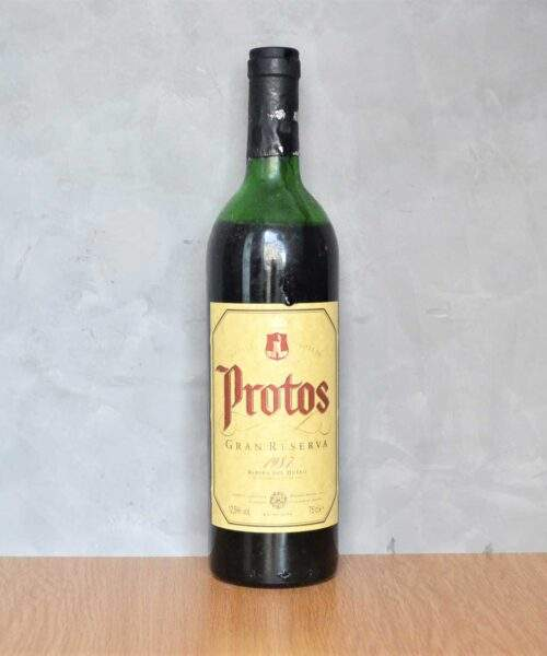 Protos Gran Reserva 1987