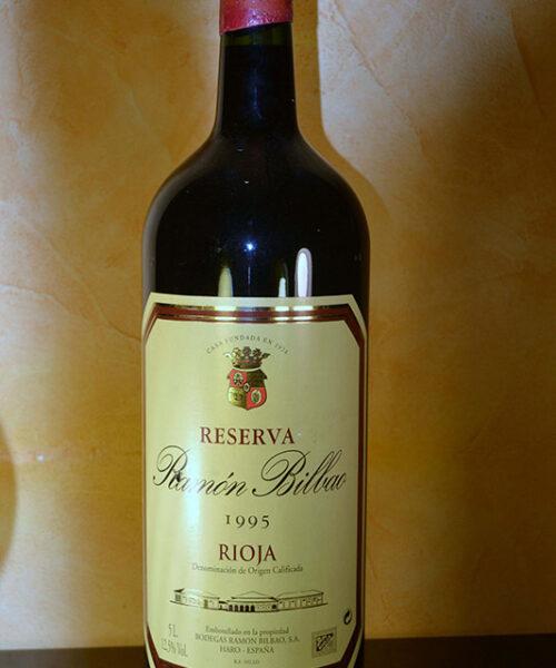 Ramón Bilbao Reserva 1995 5 litros