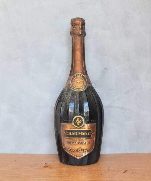 Champagne René Lalou, G.H.MUMM & Cº 198
