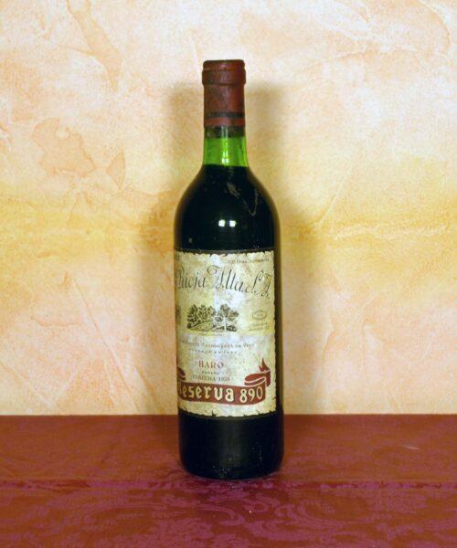Gran Reserva 890 Rioja Alta 1959