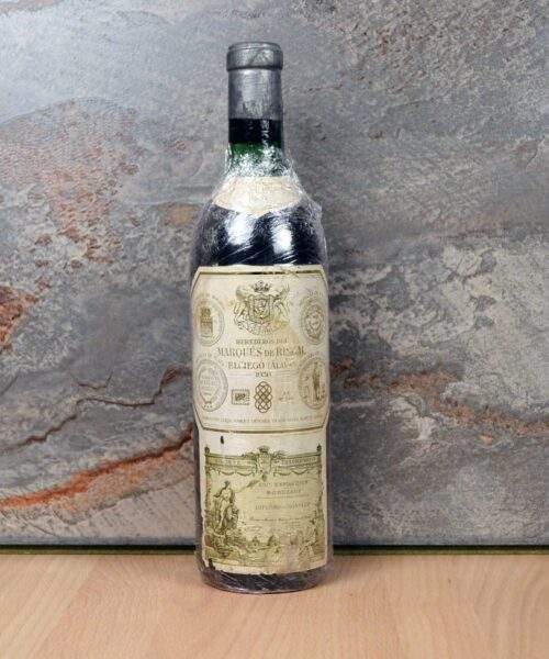 Marques de Riscal reserva 1956