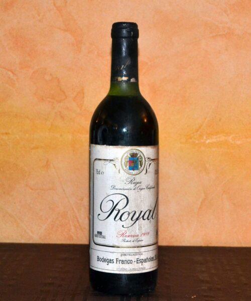 Royal reserve 1989