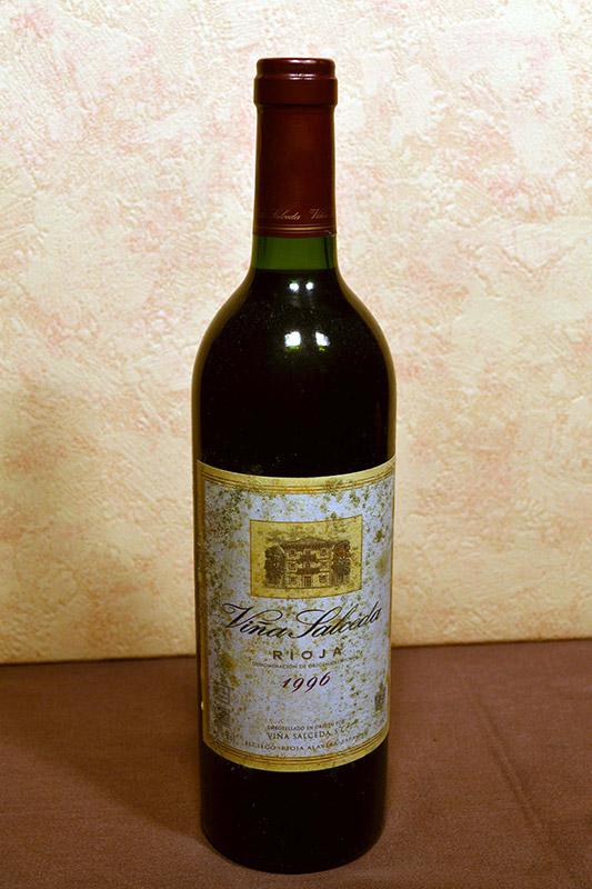 Viña Salceda 1996