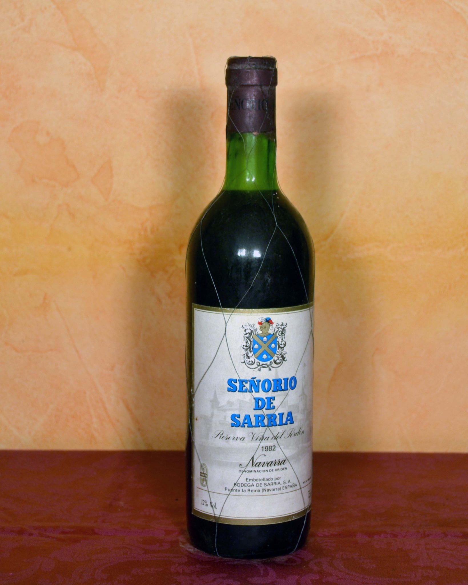 Señorio de Sarria Reserve 1982