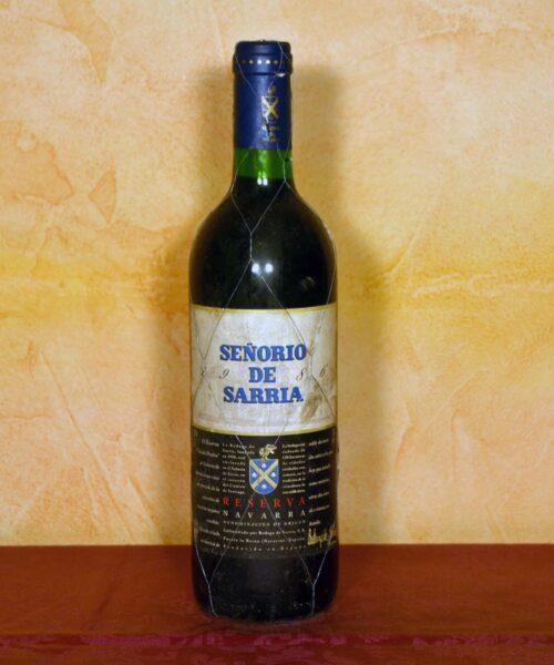 Señorio de Sarria Reserva 1986