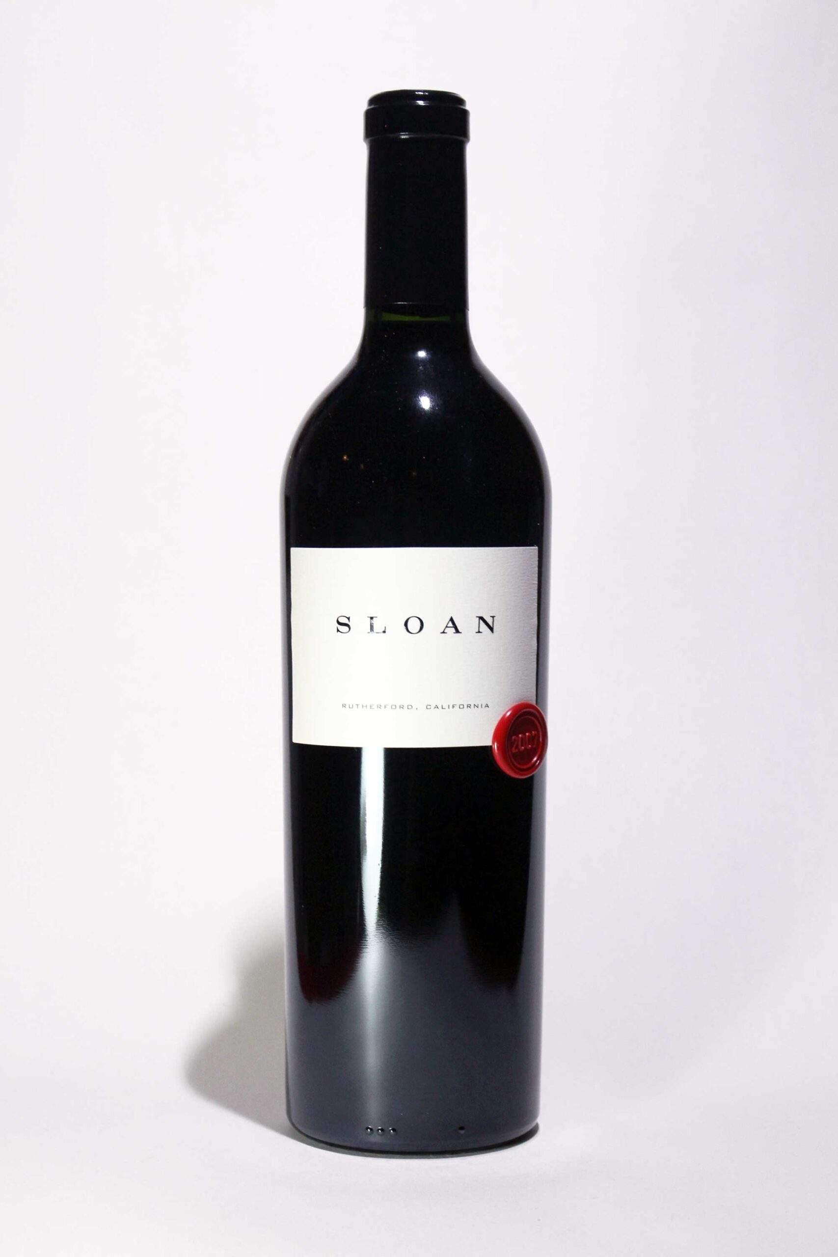Sloan Proprietary Red 2007