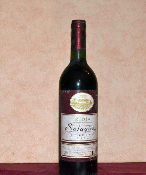 Solagüen reserva 1994