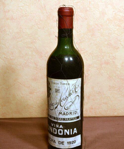 1920 Tondonia Gran Reserva Vineyard