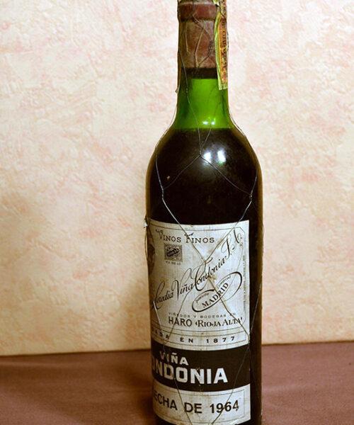 Viña Tondonia Gran Reserva 1964