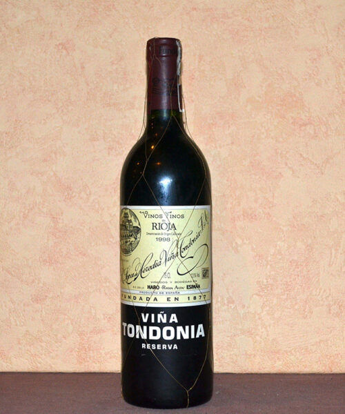 Viña Tondonia Reserva 1998