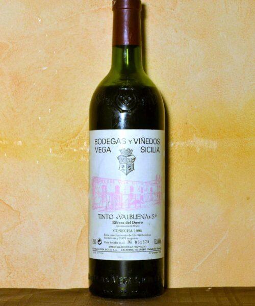 Tinto Valbuena 5º Año 1995