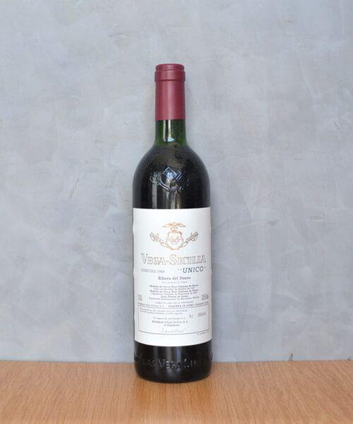 Vega Sicilia Único 1968