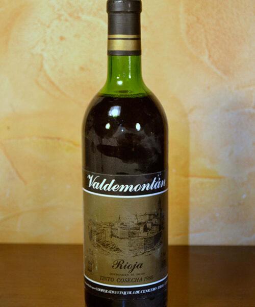 Valdemontan Cooperativa Vinicola Santa Daria 1986