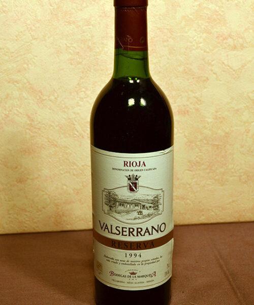 Valserrano reserve 1994