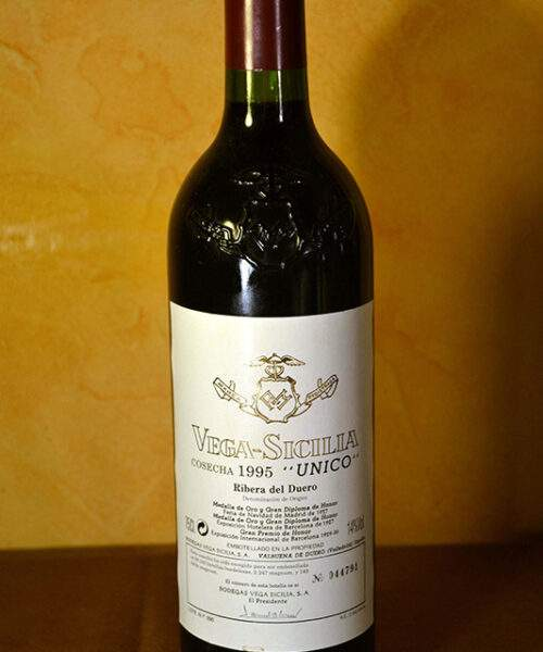 Vega Sicilia Unico 1995