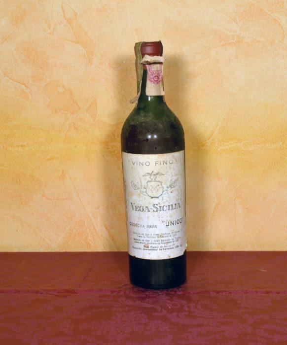 Vega Sicilia Unico 1924