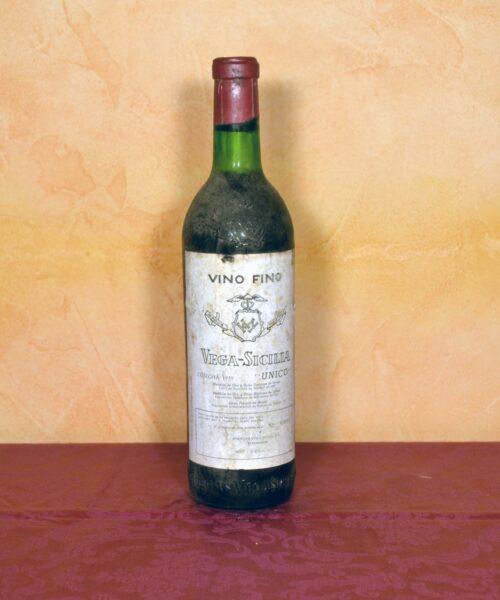 Vega Sicilia Unico 1959