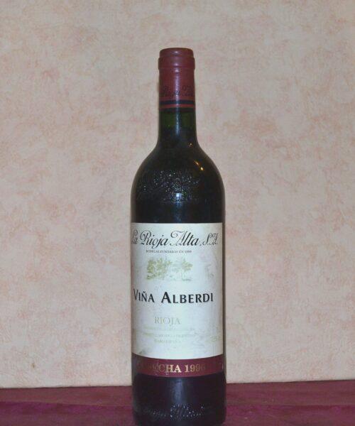 Viña Alberdi Crianza 1996