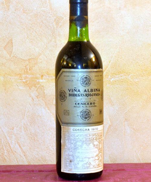 Viña Albina 1970