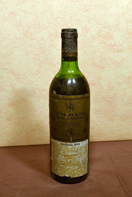 Albina Reserva Vineyard 1975
