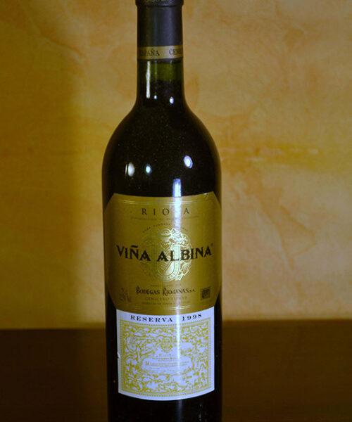 Viña Albina Reserva 1998