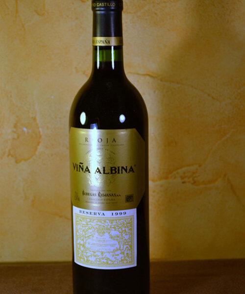 Viña Albina Reserva 1999
