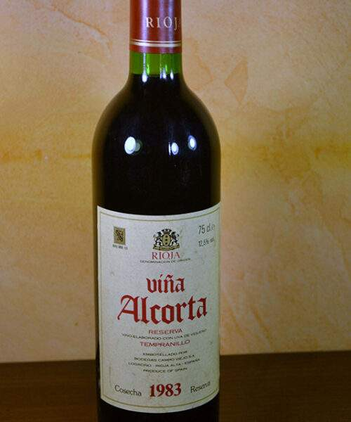 Alcorta Reserva Vineyard 1983
