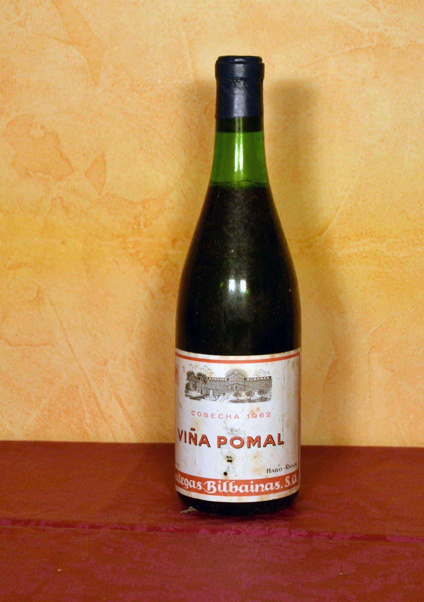 Viña Pomal 1962