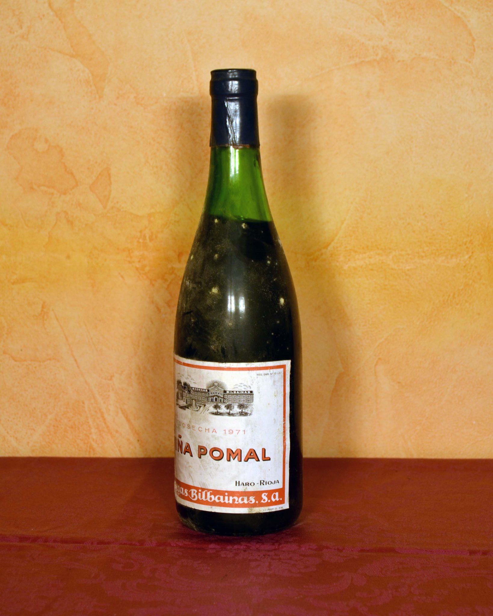 Viña Pomal 1971